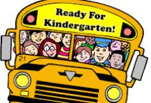 kinder bus