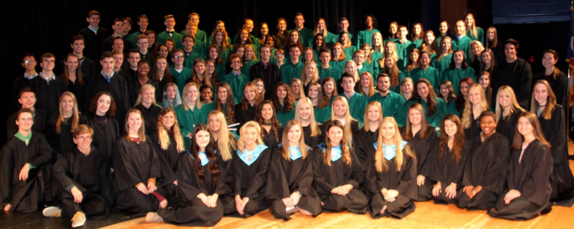 Nordonia High School 2017 National Honor Society